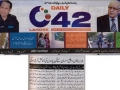 ufaq_ehsan_Review_CITY42_Newspaper